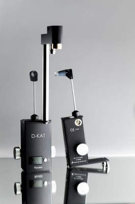 Keeler D-KAT Digital Applanation Tonometer