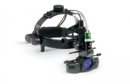 IRIDEX Dual wavelength Laser Indirect Ophthalmoscope (532/810nm)