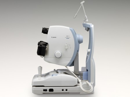 Canon CX-1 Mydriatic/Non-Mydriatic Hybrid Digital Retinal Camera