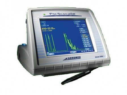 Sonomed 300A+ PacScan Plus A-Scan