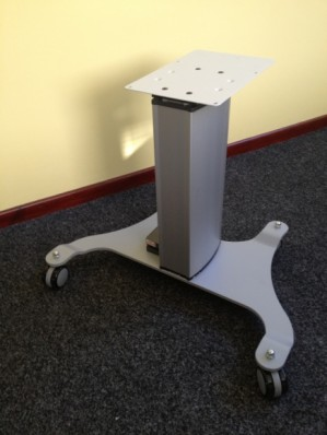 Evans Blue Ray Motorised Table Base