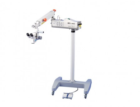 Carleton Optical Takagi Om 5 Operating Microscope Floor