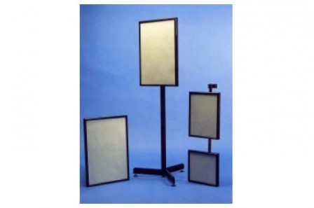 Double projection mirror