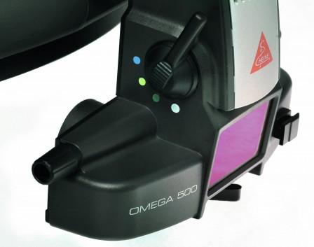 Carleton Optical - Heine Omega 500® LED Binocular Indirect