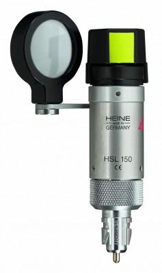 Carleton Optical Heine Hsl 150 Hand Held Slit Lamp Head