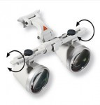 HEINE® HR 2.5 x High Resolution Binocular Loupes
