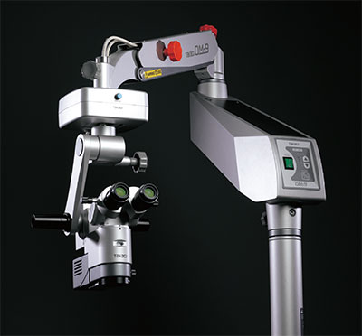 Takagi OM-9 Operating Microscope with LED Illumination