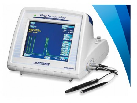 Sonomed PacScan 300AP+ Combination A-Scan Pachymeter
