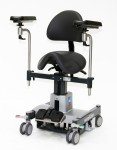 UFSK Surgiline Operating Chair with Saddle Seat