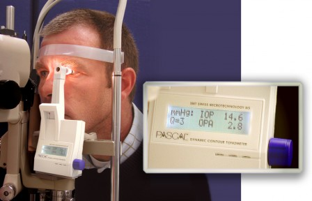 Wireless Pascal Dynamic Contour Tonometer System 1